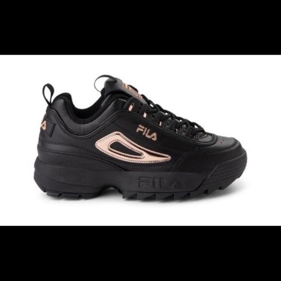 Fila Shoes | Womens Fila Shoe Black